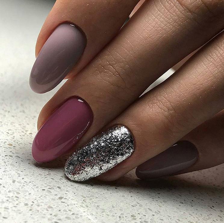 tendenze manicure inverno 2018